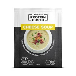BioTechUSA Protein Gusto Cheese Soup 30g