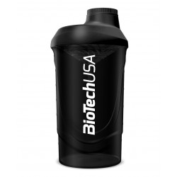 BIOTECHUSA Wave Shaker  Black (Fekete) 600ml