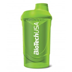 BIOTECHUSA Wave Shaker  Green (Zöld) 600ml