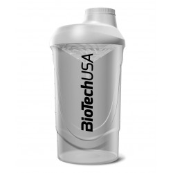 BIOTECHUSA Wave Shaker  White (Fehér) 600ml