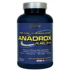 Anadrox Pump & Burn 112 Capsules 112 kapszula