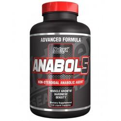Anabol 5 Black 120 Liquid Capsules 120 Kapszula