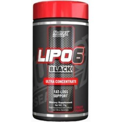 Lipo 6 Black Ultra Concentrate Powder 75g