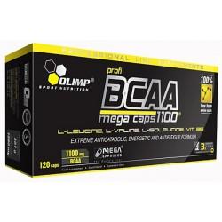 BCAA Mega Caps 1100 120 caps 120 kapszula