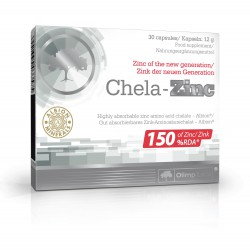 Chela Zinc 15mg 30 caps