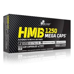 HMB Mega Caps 1250 120 Caps 120 kapszula