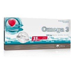 Omega 3 35% 60 Soft gelatine capsules 60 Gélkapszula