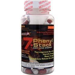 Phenyl 7- Stack 100 Capsules 100 Kapszula