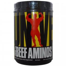 100% Beef Aminos 400 Tablets 400 tabletta