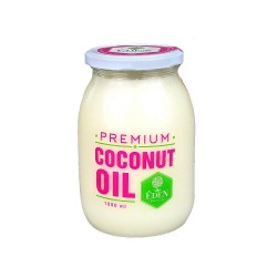 Premium Coconut Oil (Kókuszzsír) 1000ml