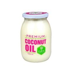 Premium Coconut Oil (Kókuszzsír) 1000ml