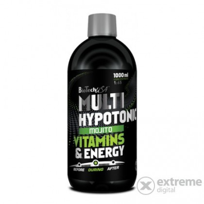 BIOTECHUSA MULTI HYPOTONIC DRINK - 1 000 ML