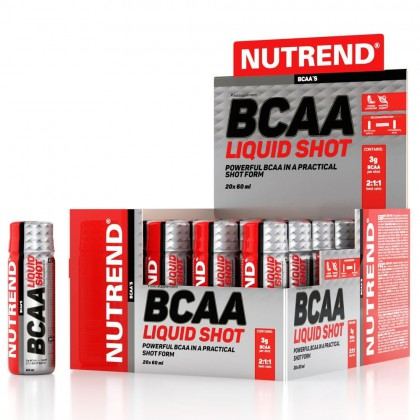 Nutrend BCAA Liquid Shot 60ml