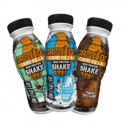 Carb Killa High Protein Shake 330ml