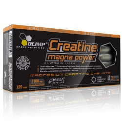 Creatine Magna Power 120 Caps 120 kapszula