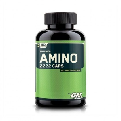 Superior Amino 2222 150 Caps 150 Kapszula