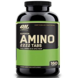Superior Amino 2222 160 Tablets 160 Tabletta