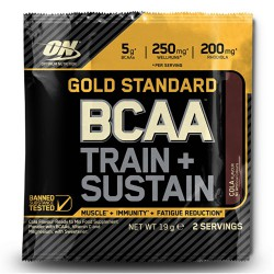 ON Gold Standard BCAA Train + Sustain 19g