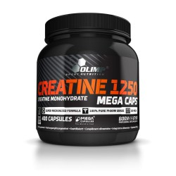 Olimp Creatine 1250 Mega Caps 400 kapszula