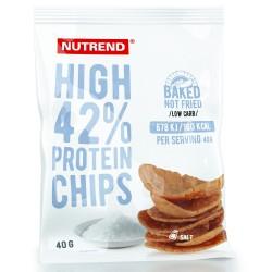 Nutrend High Protein Chips - 40g