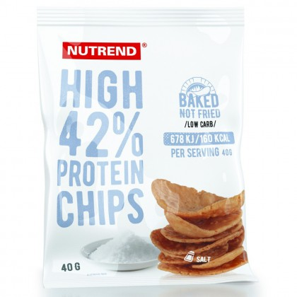 Nutrend High Protein Chips - 40g