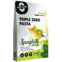 Triple Zero Pasta - Spaghetti with basil (bazsalikommal) 270g
