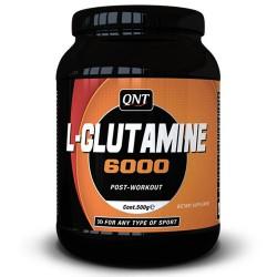 QNT L-GLUTAMIN 6000 PURE - 500g unflavoured (ízetlen)