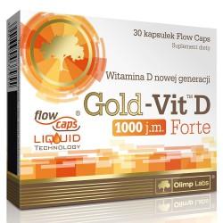 Olimp Labs Gold VIT™ D Forte - 30 kapszula