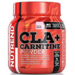Nutrend CLA+ Carnitine Powder 300g