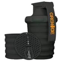Grenade Shaker 700ml Keverőpalack black (fekete)