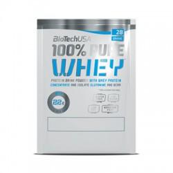 BioTechUSA 100% Pure Whey 28 g ízesített