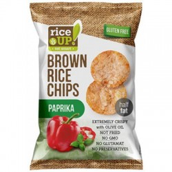 Rice UP! Barnarizs Chips 60 g (gluténmentes)