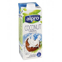Alpro Coconut Drink Original 1000ml (cukrozatlan)