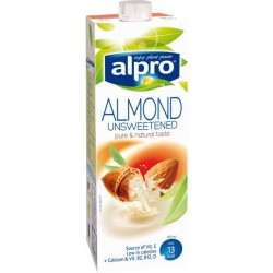 Alpro Almond Drink Original 1000ml - Mandulaital (cukrozatlan)