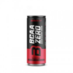 BioTechUSA BCAA ZERO Amino Energy Drink 330ml