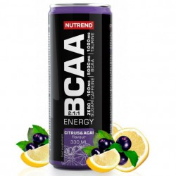 Nutrend BCAA Energy ZERO SUGAR 330 ml