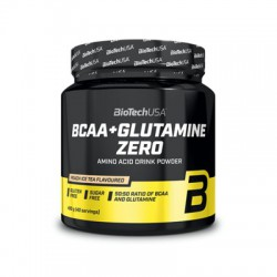 BioTechUSA BCAA + Glutamine ZERO 480g
