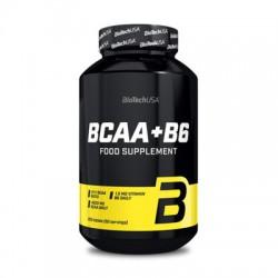 BioTechUSA BCAA+B6 200 tab.