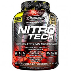 Muscletech Nitro Tech Whey 1,8 kg