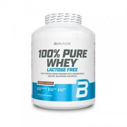BioTechUSA 100% Pure Whey LACTOSE FREE (Laktóz mentes) 2270g