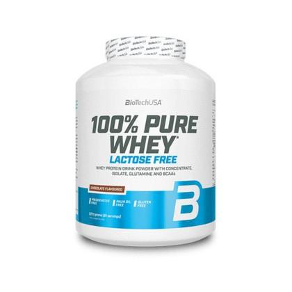 100% Pure Whey Laktóz mentes 2270 g