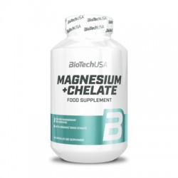 BioTechUSA Magnesium + Chelate 60 caps.