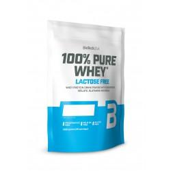 BioTechUSA 100% Pure Whey LACTOSE FREE (Laktóz mentes) 1000g