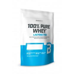 BioTechUSA 100% Pure Whey LACTOSE FREE (Laktóz mentes) 454g