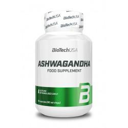 BioTechUSA Ashwagandha 60 caps.
