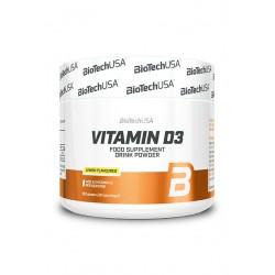 BioTechUSA Vitamin D3 Italpor 150g Lemon (Citrom)