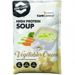 FORPRO HIGH PROTEIN SOUP VEGETABLES CREAM - 30,5 G
