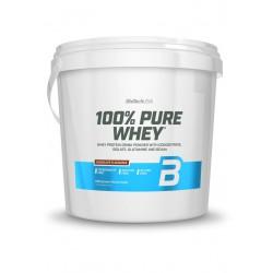 BIOTECHUSA 100% Pure Whey 4000 g