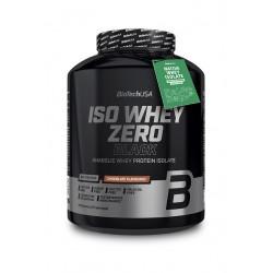 BioTechUSA Iso Whey Zero Black 2270g