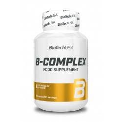 BioTechUSA  B - Complex 60 caps.